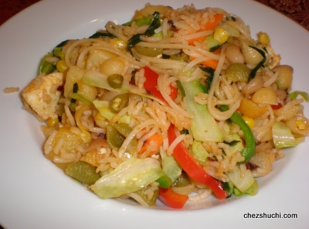 make your own stir fry